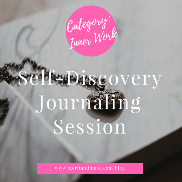 Self Discovery Journaling