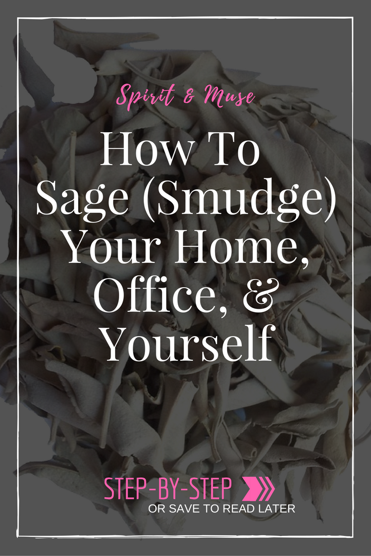 Sage (Smudge) Home & Office Article