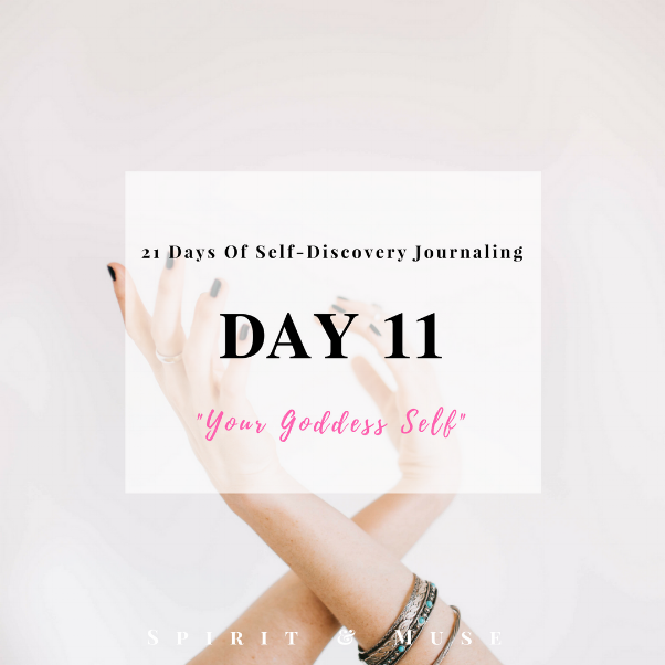 Self-Discovery Journaling Prompt (Goddess Self)