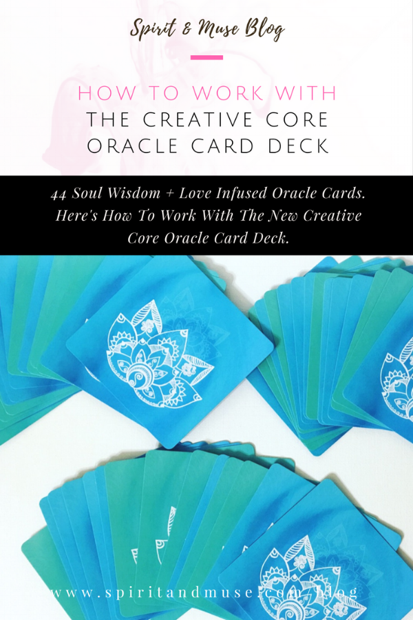 Creative Core Oracle Card Deck