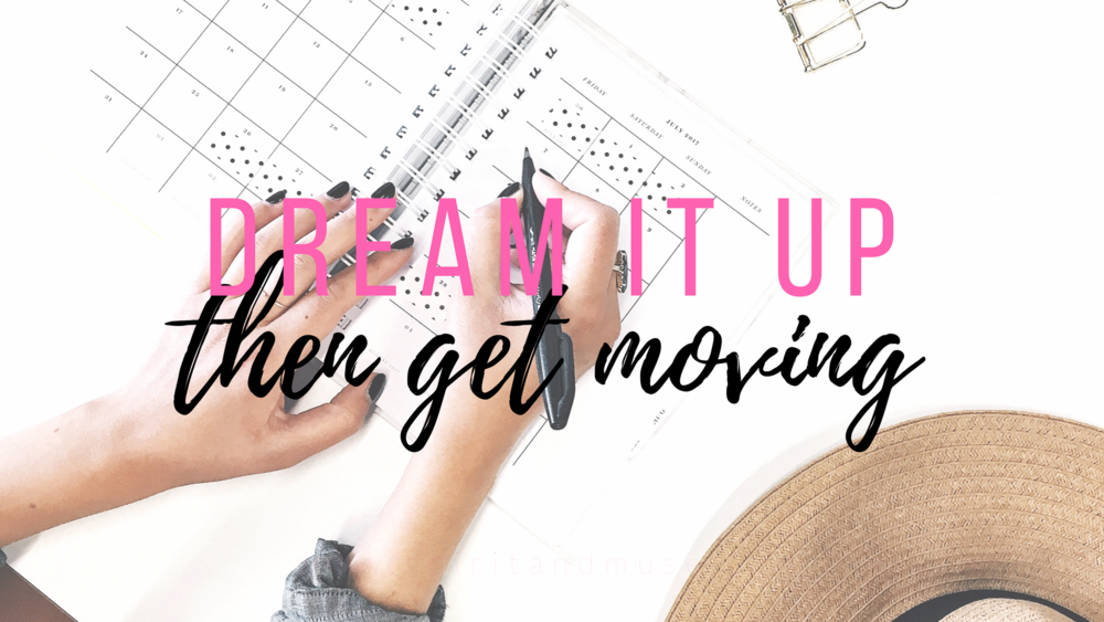 girl boss - dream - free desktop wallpaper