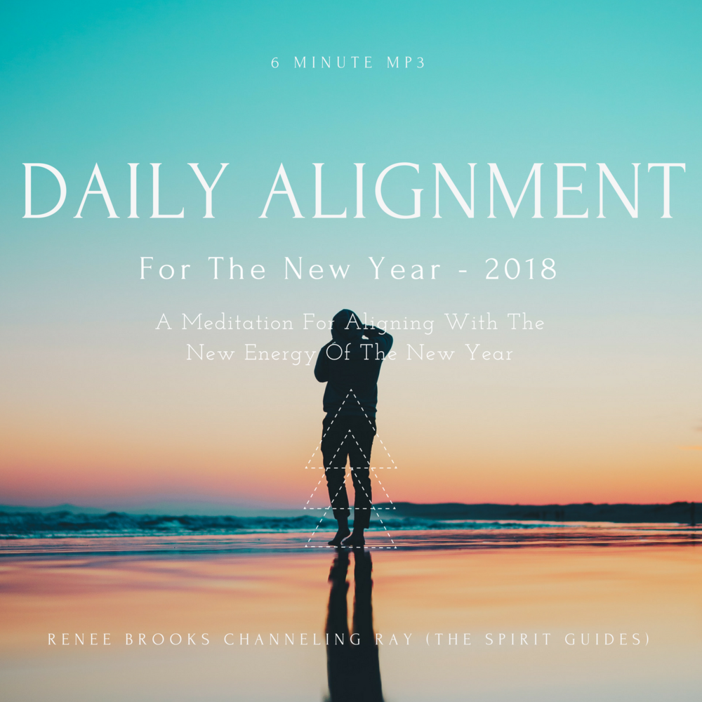 2018 Daily Alignment Meditation MP3