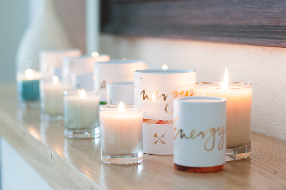 Organic Soy Candles By Danielle LaPorte