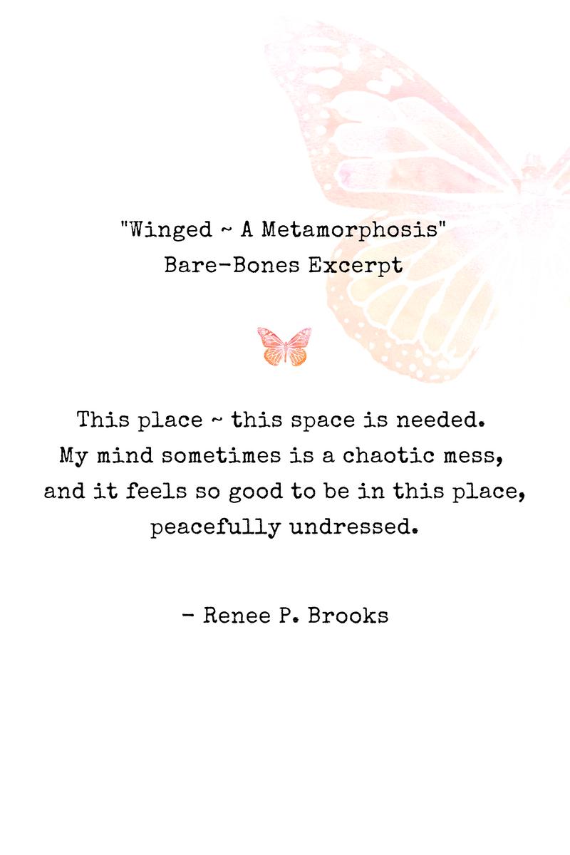 Winged Bare-Bones Poetry Excerpt