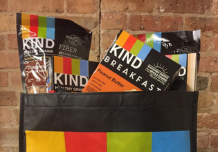 KIND Package includes: 72 KIND Fruits & Nuts/Nuts & Spice Bars, 30 KIND Healthy Grain Bars, 12 Pressed by Kind, 12 Breakfast Bars and 2 - 11oz. bags of KIND Healthy Grain Clusters.