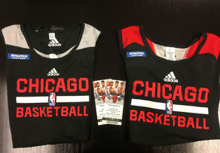 The Bulls Package includes: two (2) tickets to the 4/12 home game vs. Brooklyn with a parking pass, two (2) Bulls replica practice jerseys and a VIP photo opportunity during pregame.