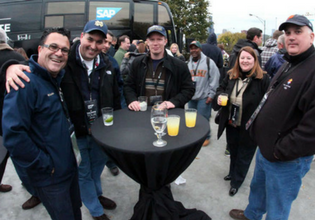 Bears Experience includes: four (4) passes and a reserved table at the E3 tailgate series at any of the first (4) home games at Soldier Field. The experience also includes four (4) ticket to any of the first four (4) home games.