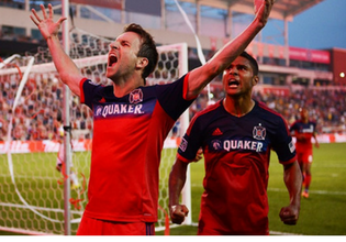 The Chicago Fire Package includes: four (4) Club seats and four (4) pregame warmup field passes good for one Chicago Fire home game during the 2017 regular season.