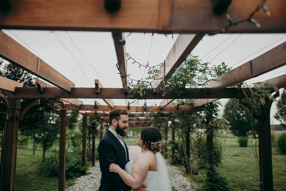 giacomo wedding hidden lake winery first look