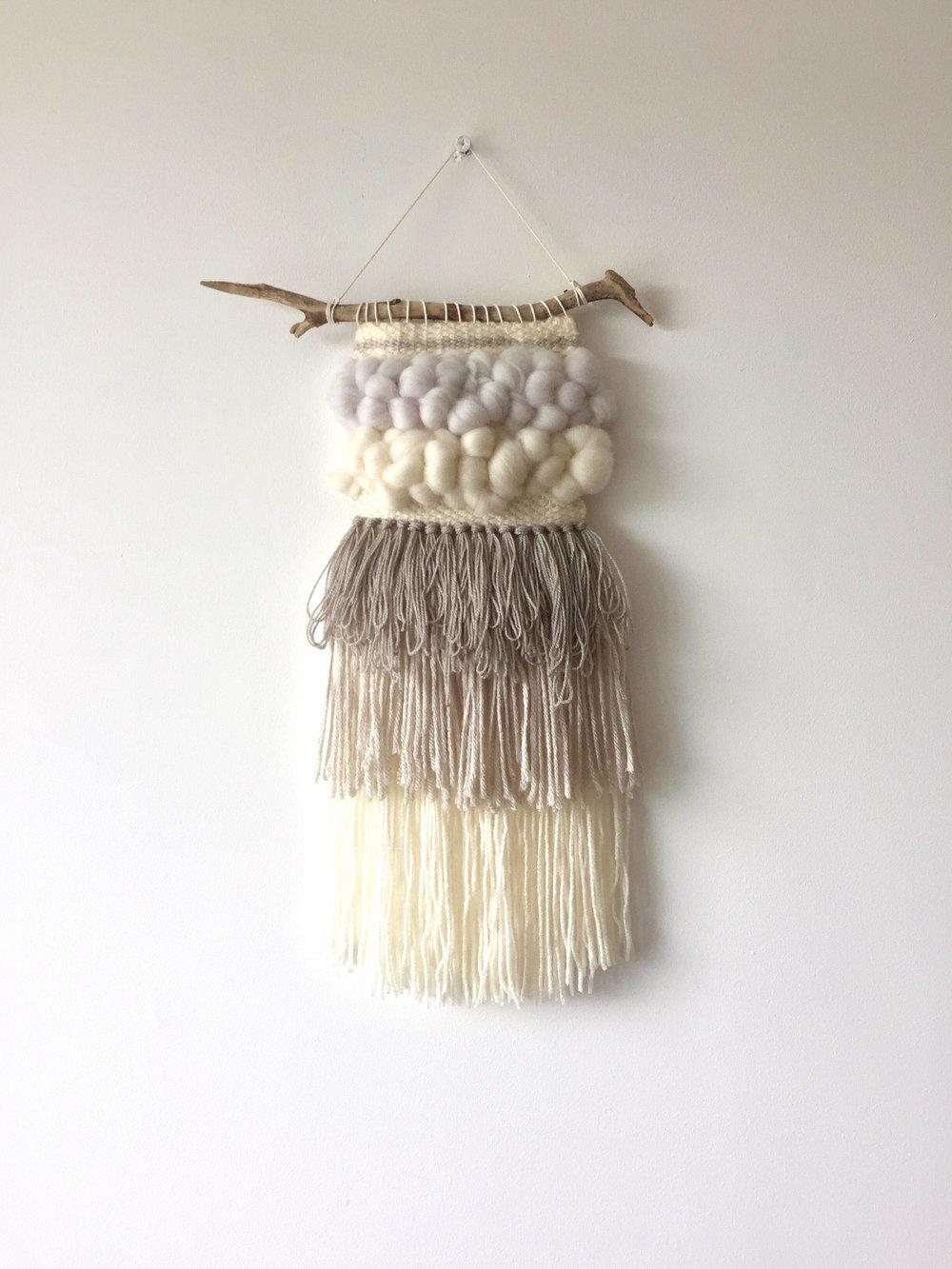 woven wall hanging Weaverella