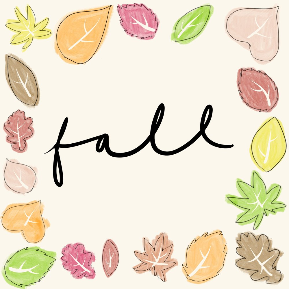happy first day of fall :)