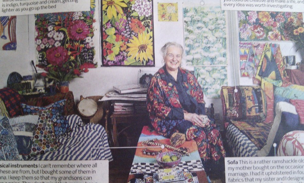 Telegraph, March 2013
