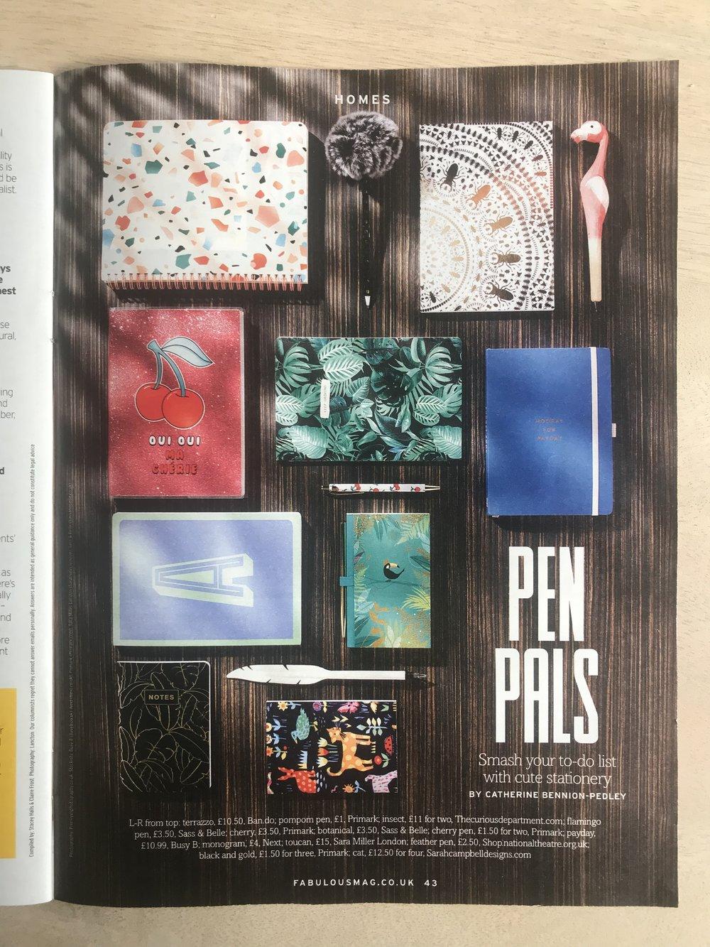 Fabulous Magazine, January 2019