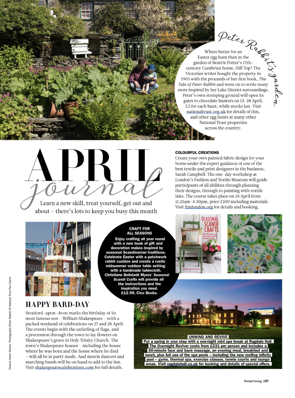 Period Living, April 2019