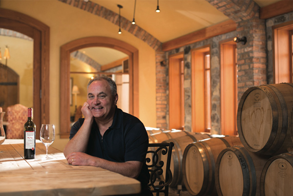 Winemaker, Rob Summers,  welcomes you to Hester Creek Estate Winery