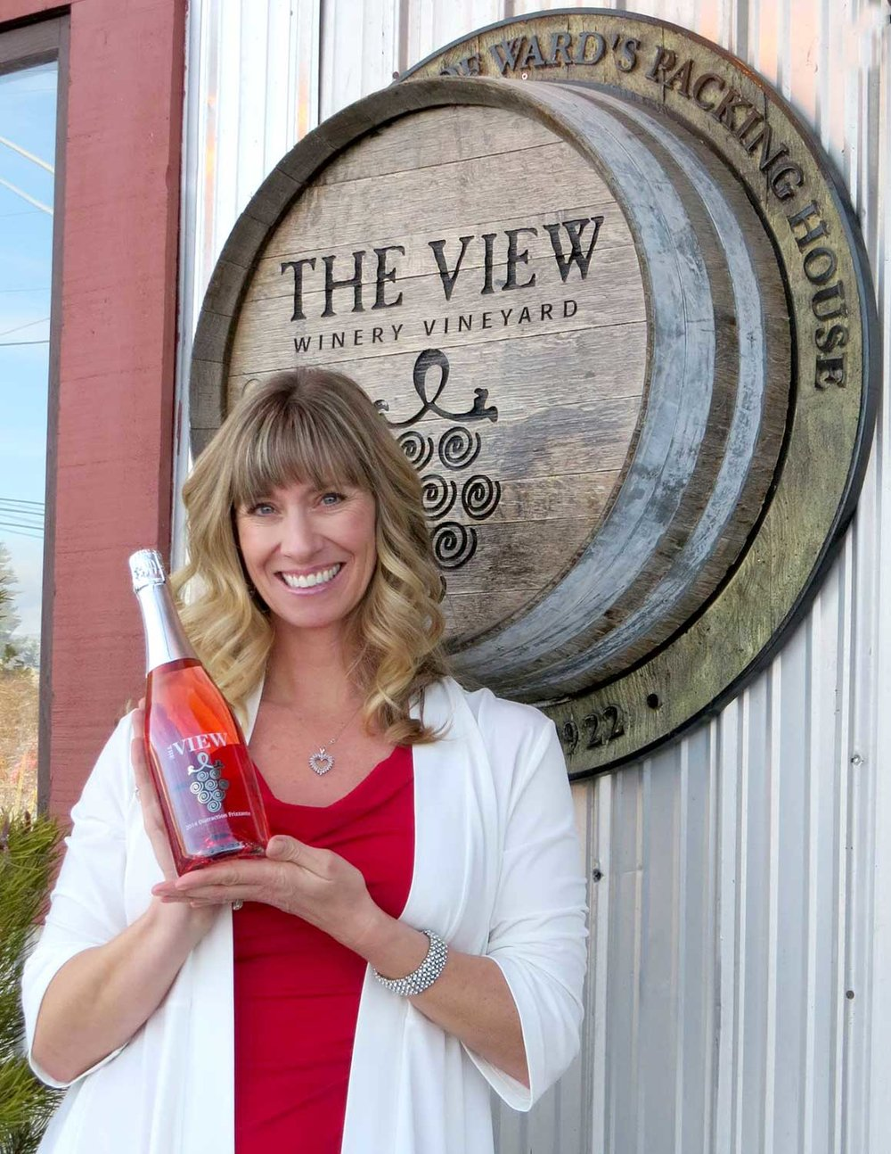 Since 2006 Jennifer Turton-Molgat has proudly led The View Winery to success in her role as President.