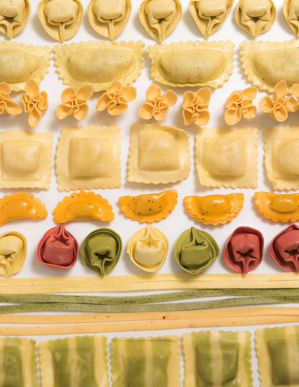 Experience Duso's Pasta and Sauces -