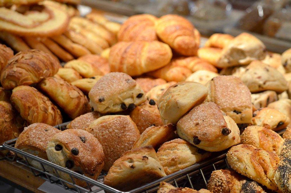 Organic Pastries