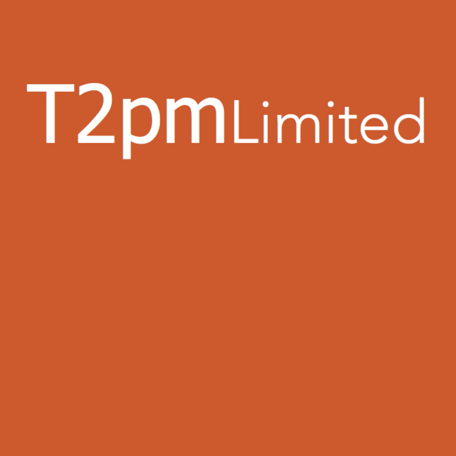 T2pm, Limited.