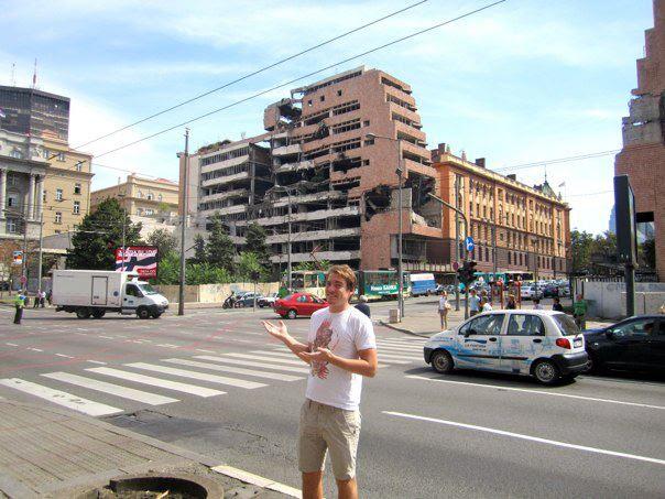 Belgrade Bombing