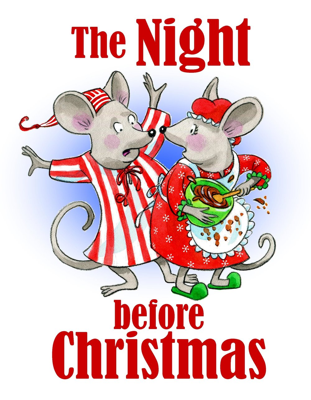Tafe Night Before Christmas Logo
