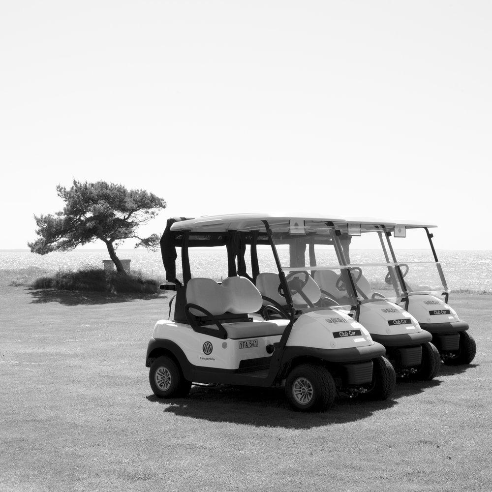 Golfbil för medlemmar - 10-kort utan läkarintyg  3500 kr10-kort med läkarintyg  1750 krÅrskort utan läkarintyg      7400 krÅrskort med läkarintyg  3700 kr