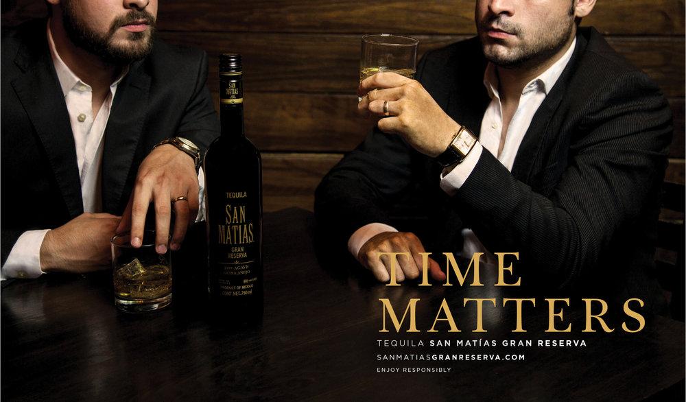tequila gran reserva creative campaign