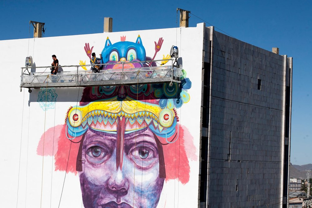 jorge tellaeche arto wall art mexico