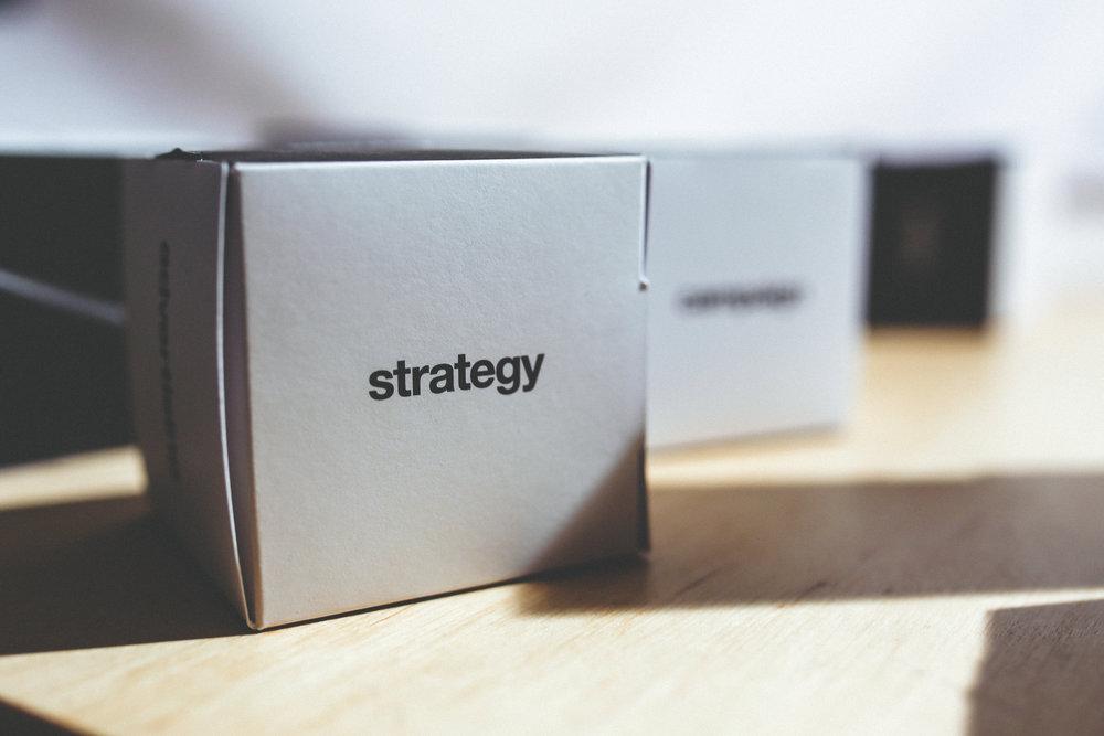 Strategy and Market Intelligence