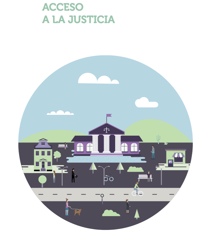 justice infographic book editorial