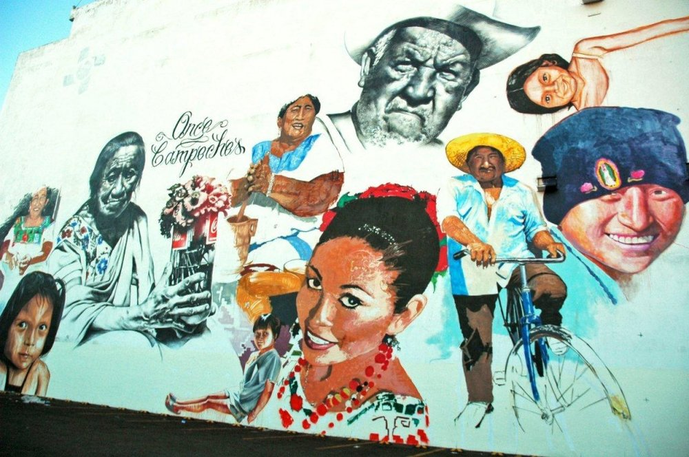 Banco-Inbursa-campeche mural arte urbano