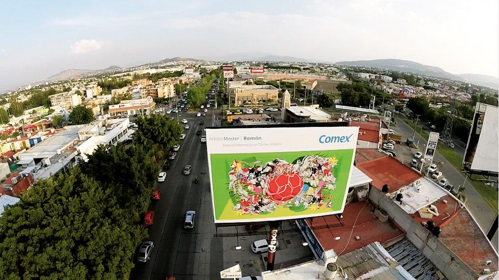 Comex Arte Urbano