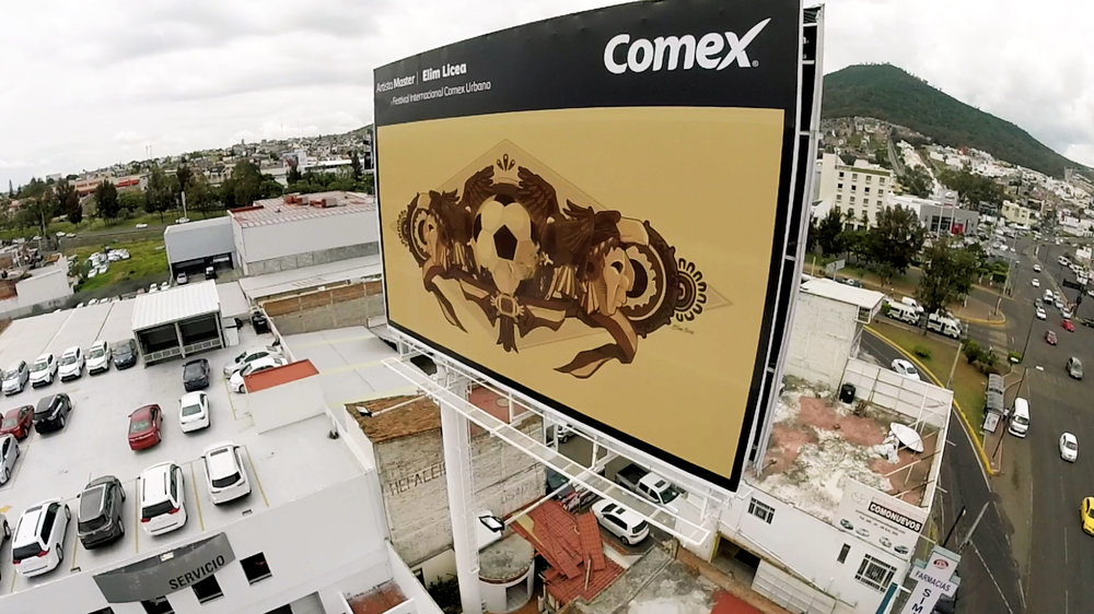 comex morelia arte urbano