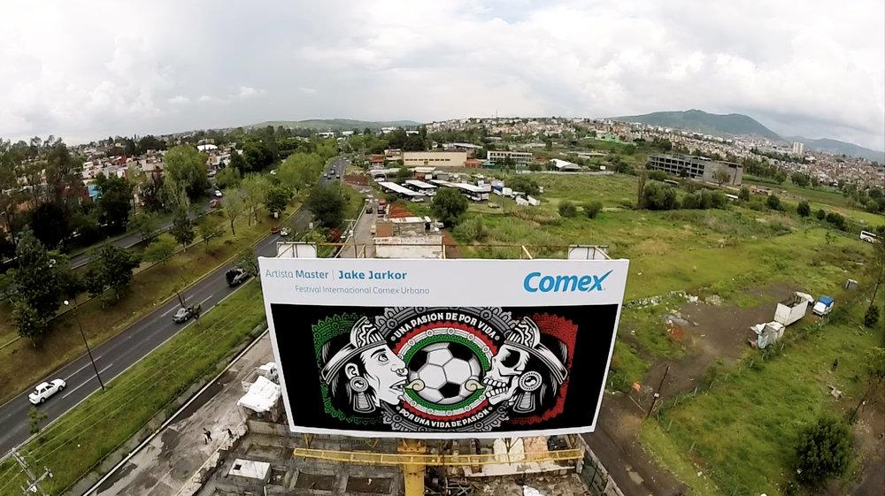 morelia 2 arte urbano comex mexico