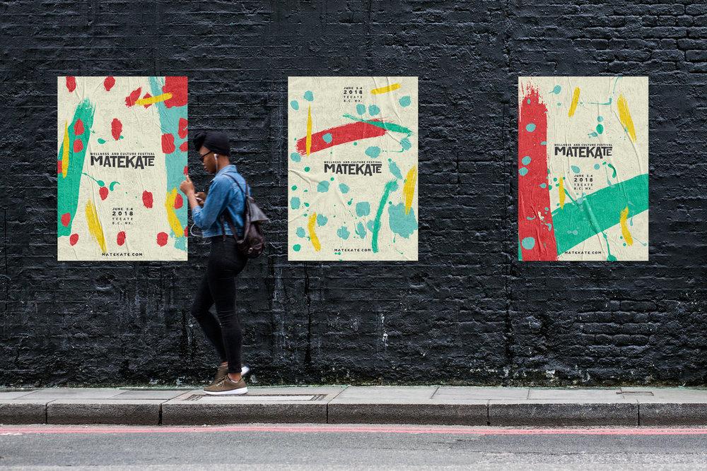 MateKate Posters