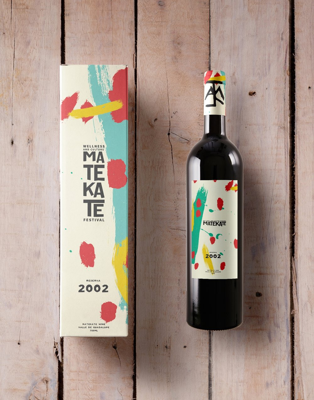 MateKate Wine Bottle