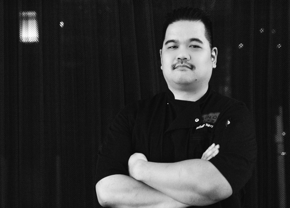 Executive Chef Anthony Nguyen,Sino