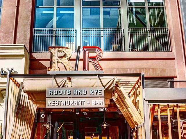 We are open for brunch Friday-Sunday 11am - 3pm. Happy Hour daily from 3pm - 6pm #rootsandrye