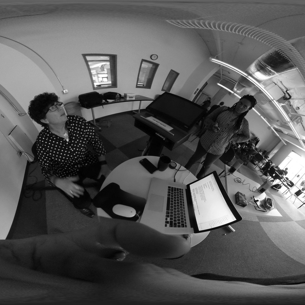"LEARNING TO ""FRAME"" IN 360º @ TWIST360º BOOTCAMP"