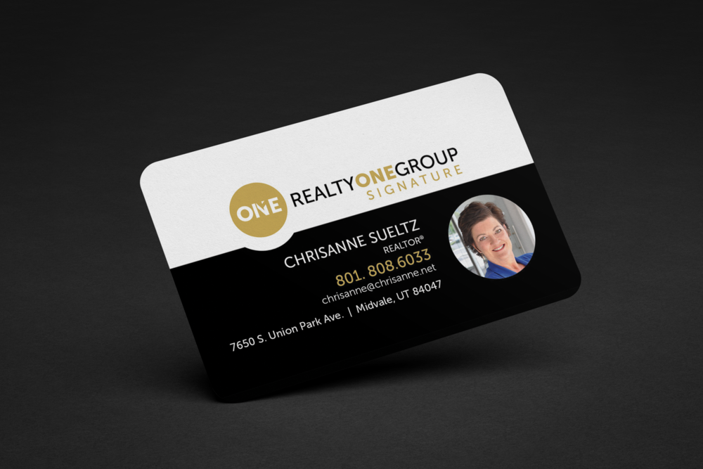 Business Cards — RealtyONEGroup Signature Dashboard