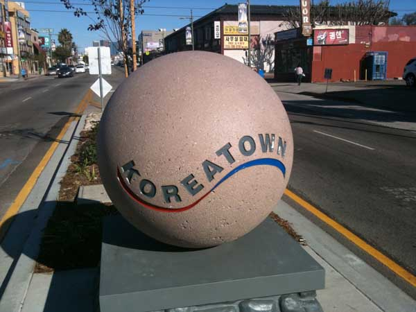 koreatown ball