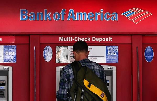Bank of America profit up 63%