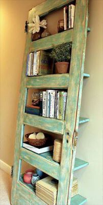 Old Bookshelf Idea