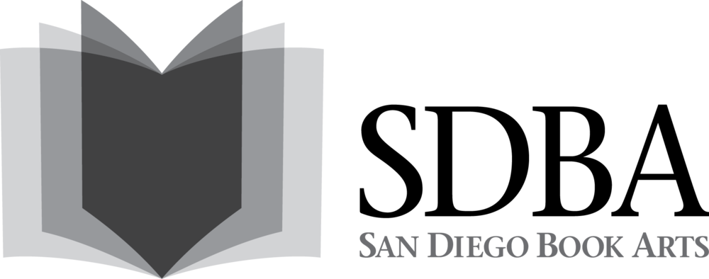 San Diego Book Arts is a nonprofit organization founded in 1996.