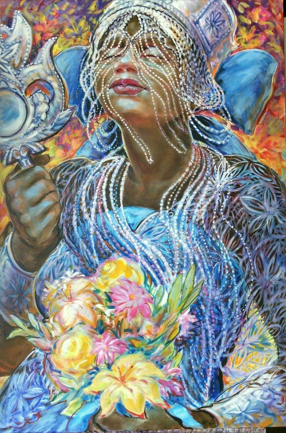 Impressions of Bahia's Afro-Brazilian Candomble -