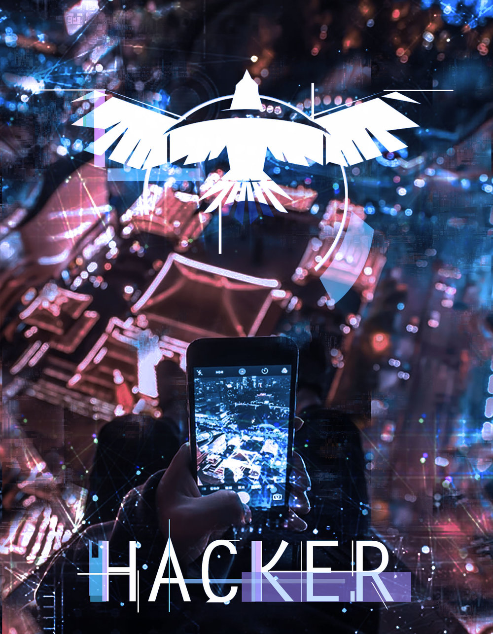 Hacker - AR Mobile Game