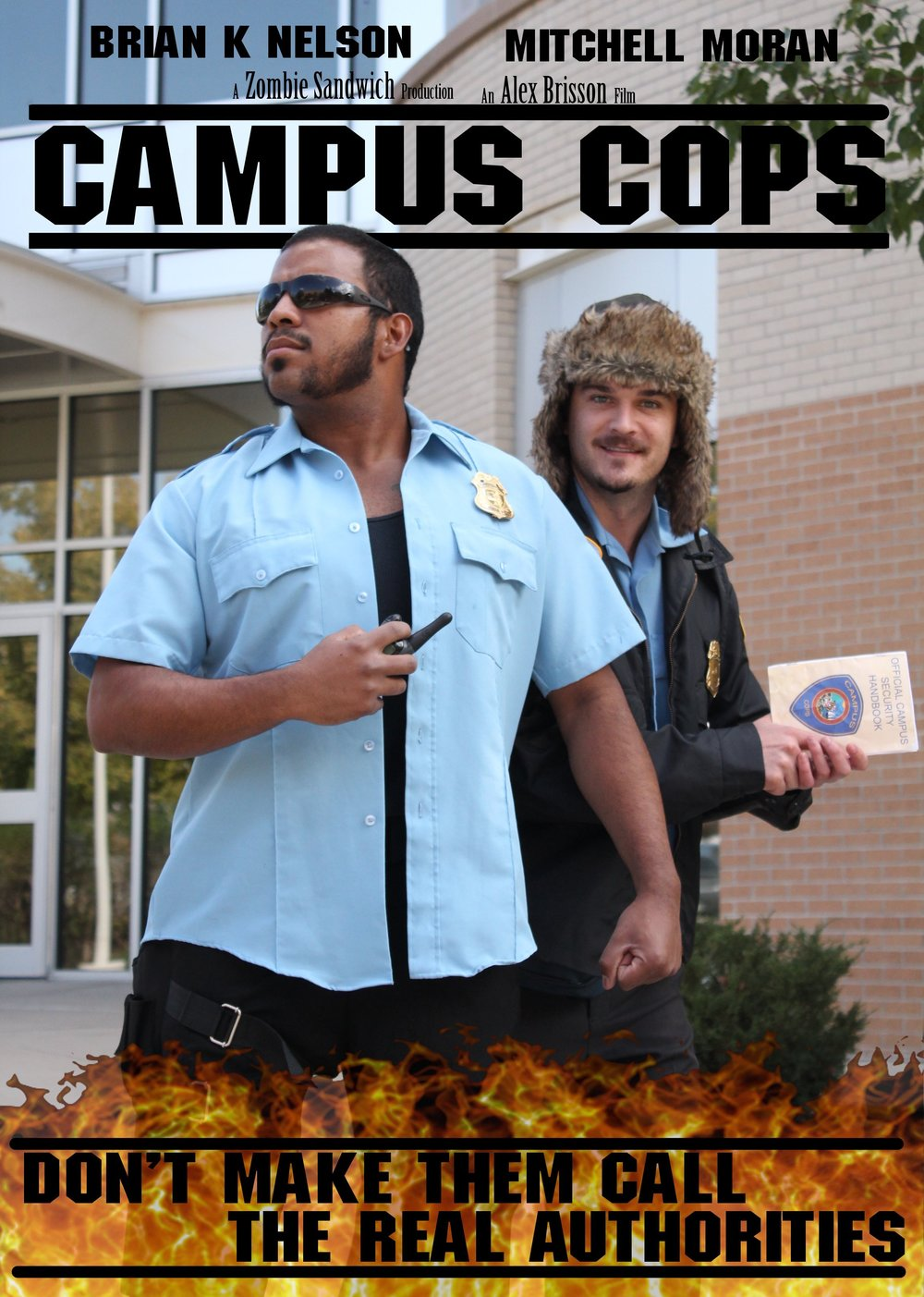 Campus Cops - Short