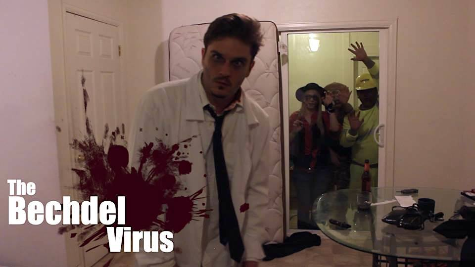 The Bechdel Virus - Short