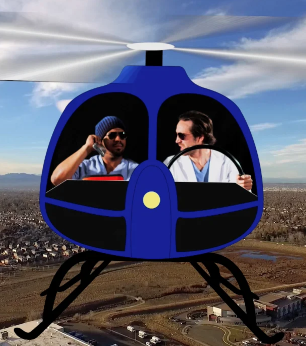 Copter Doctors - Short