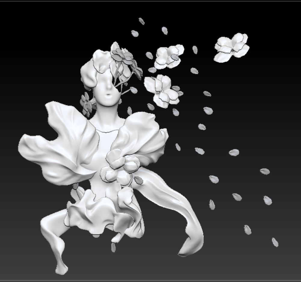 Original 3D modeling